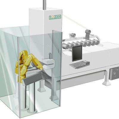 Tabber Stringer 4.0_PV manufacturing equipme,nt